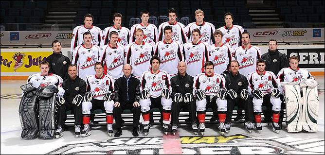 Канада WHL - Россия U-20 - 6:7 (ПБ). Фото 01.
