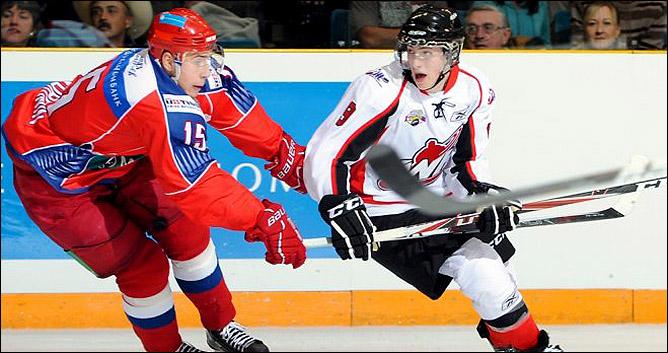 Канада WHL - Россия U-20 - 6:7 (ПБ). Фото 02.