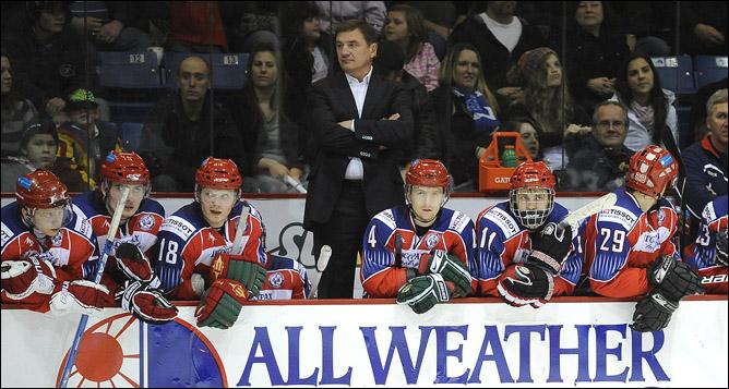 Канада WHL - Россия U-20 - 6:7 (ПБ). Фото 04.