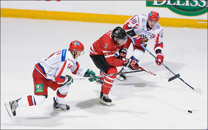 Галифакс. Суперсерия-2012. Канада — Россия