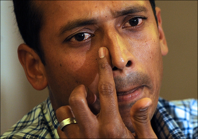 Конфликт Махеша Бхупати с Анилом Кханной продолжается