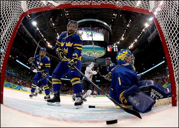 В Ванкувере-2010 шведки остались без медалей