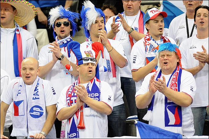 Чешская публика смела все билеты на финал Кубка Федерации против команды Сербии