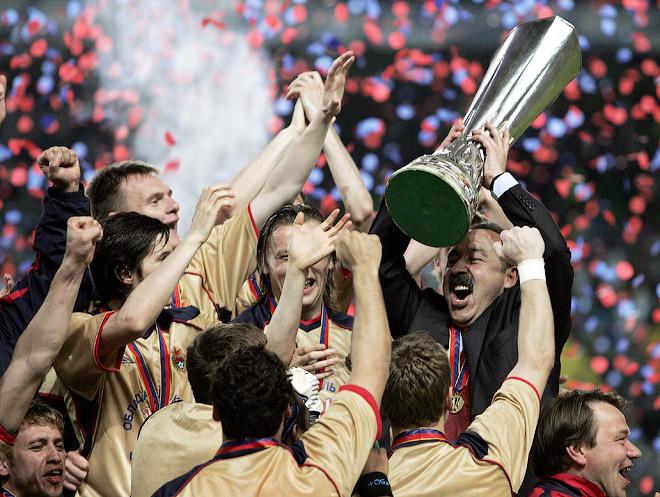 «Финал Кубка УЕФА не пересматривал ни разу с 2005 года»