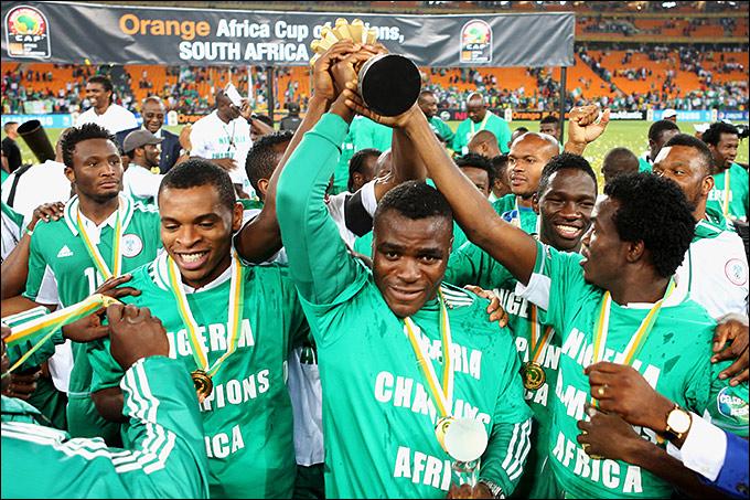 Нигерия — победитель Кубка Африки-2013