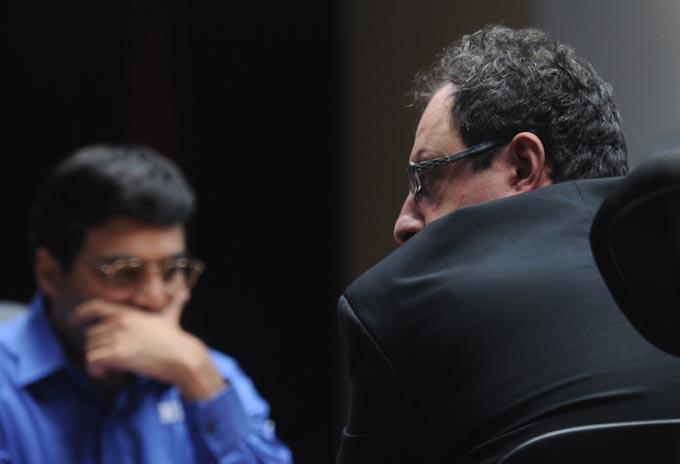 Борис Гельфанд — Вишванатан Ананд