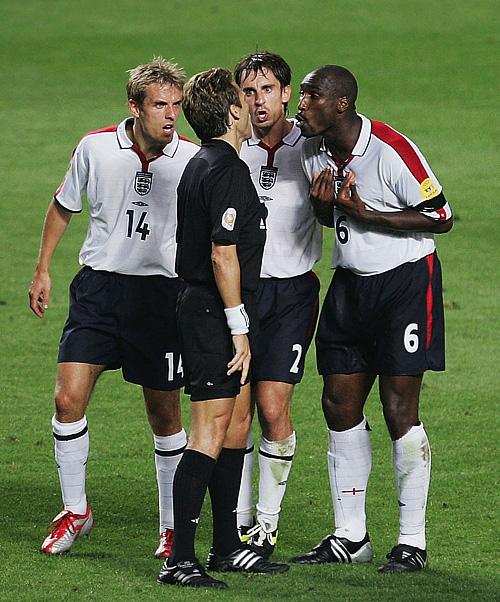 Евро-2004. 1/4 финала. Португалия – Англия – 2:2 пен. 6:5