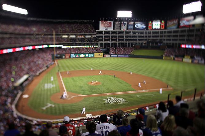 Мировая серия MLB