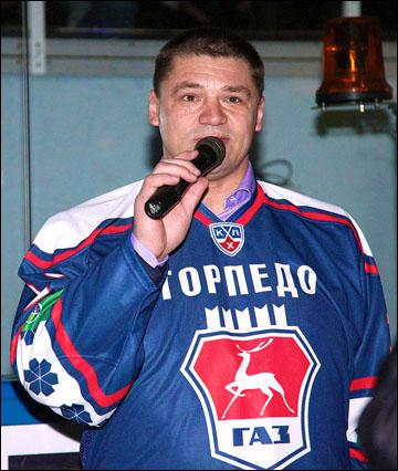 """Андрей Коваленко в """"Торпедо"""""""