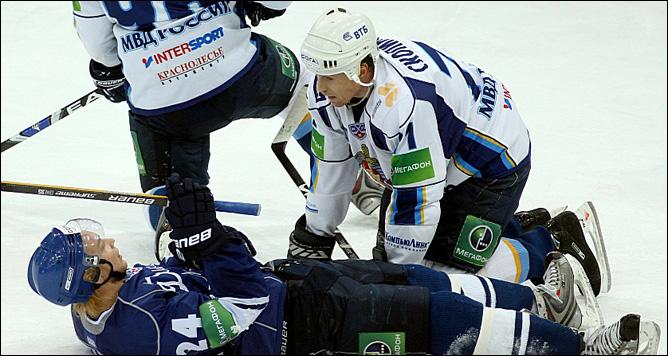 Дивизион Боброва. Фото 02. Динамо