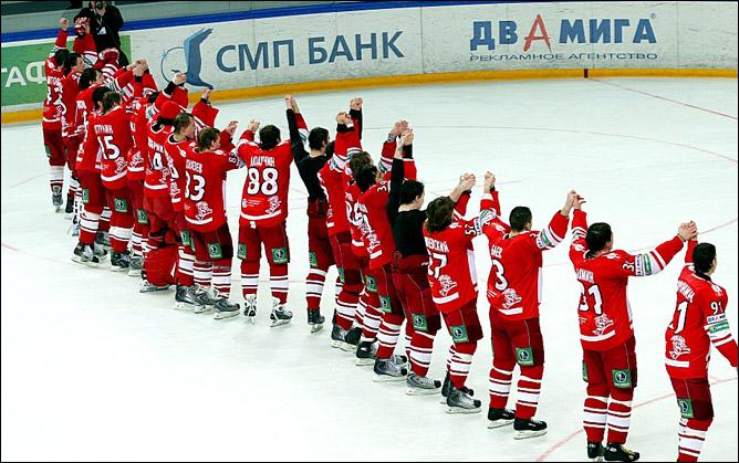 Дивизион Боброва. Фото 03. Спартак