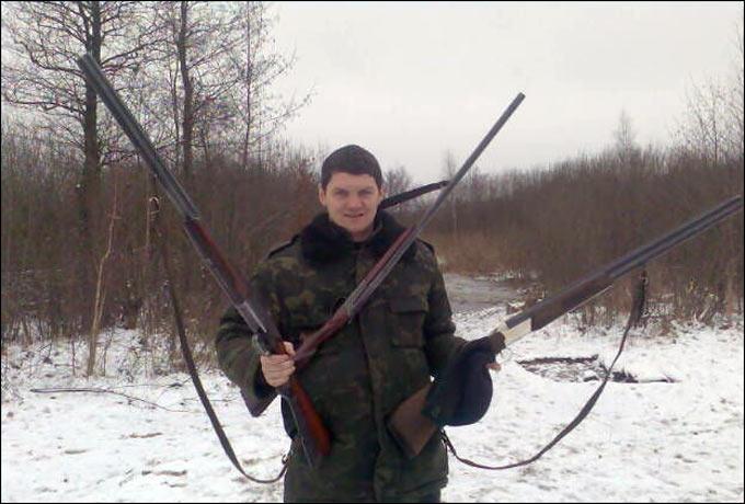 Охота — страсть Михалика