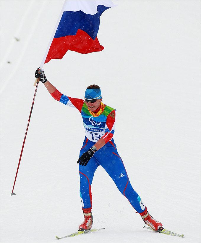 В Сочи россияне будут главными фаворитами в паралимпийском биатлоне