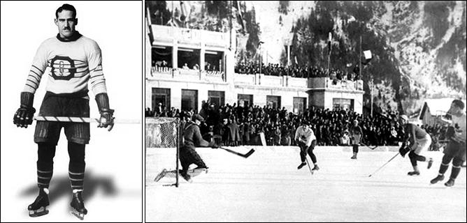 Гарри Уотсон и его игра на Олимпиаде-1924