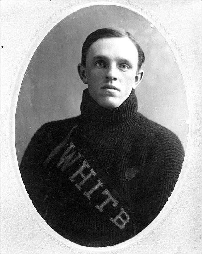Гарри Уотсон: первые шаги в хоккее
