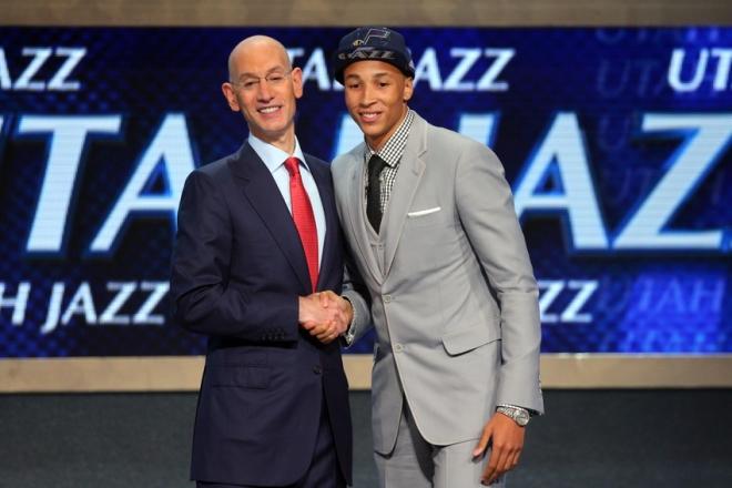 Новичок «Юты» Данте Экзам может стать звездой НБА