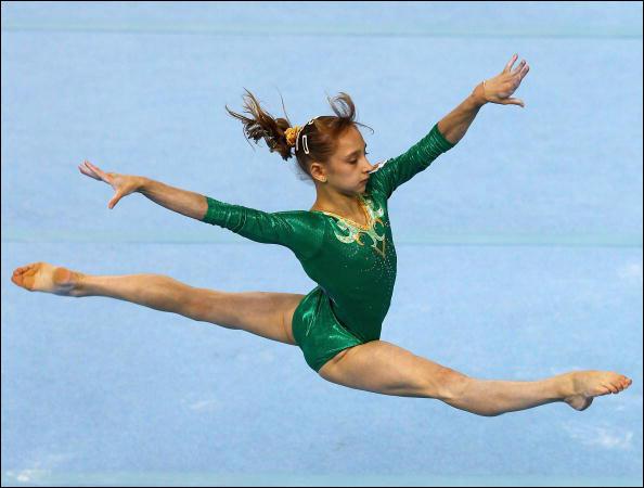 Виктория Комова – золотое будущее отечественной спортивной гимнастики