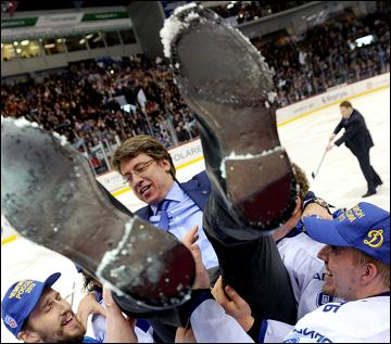 Сегодня стартует 6-й чемпионат КХЛ