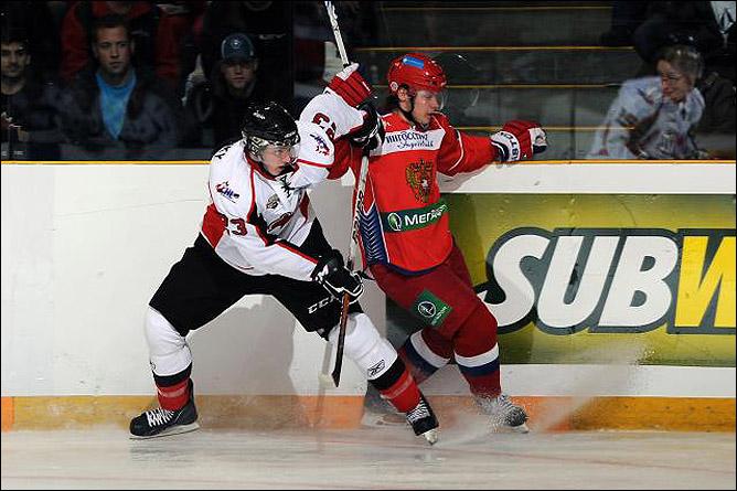 Канада WHL - Россия U-20 - 2:5. Фото 02.