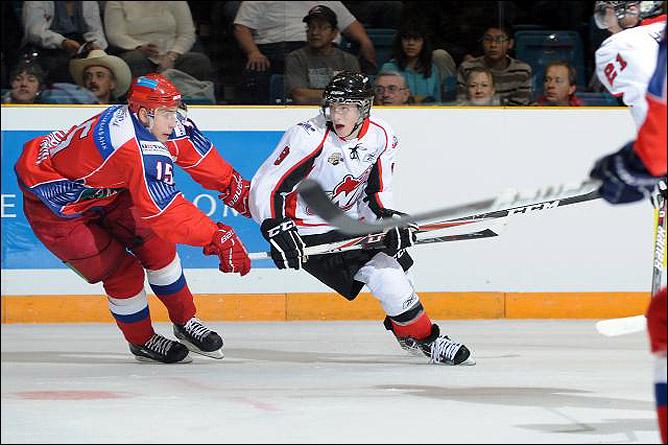 Канада WHL - Россия U-20 - 2:5. Фото 03.