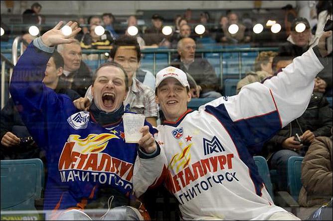 Канада WHL - Россия U-20 - 2:5. Фото 05.