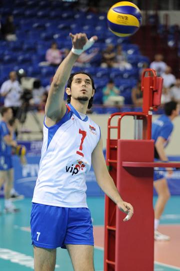 Капитан сборной Сербии — Драган Станкович