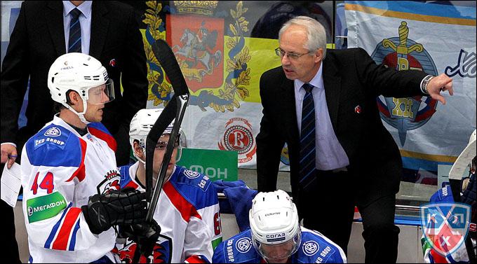 Никлас Даниэльссон (слева) и Вацлав Сикора
