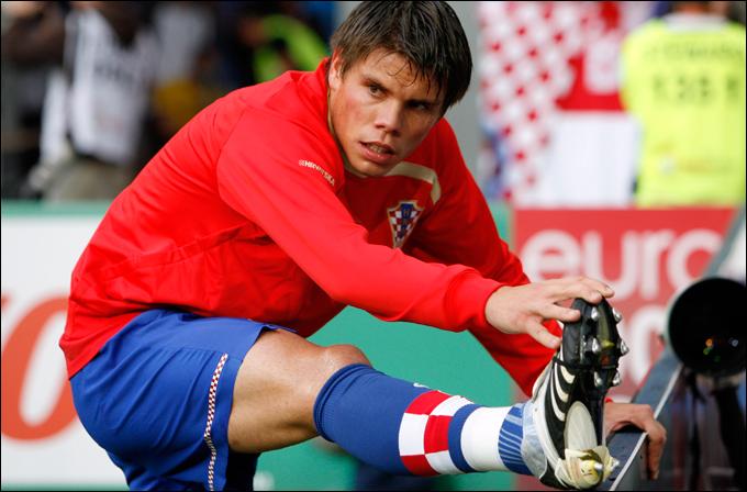 Подписав контракт, Вукоевич отправился на Евро-2008