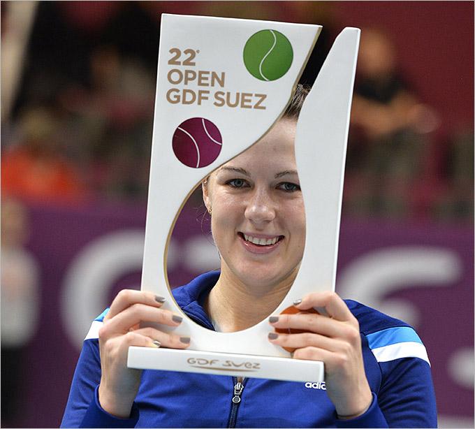 Павлюченкова завоевала титул в Париже
