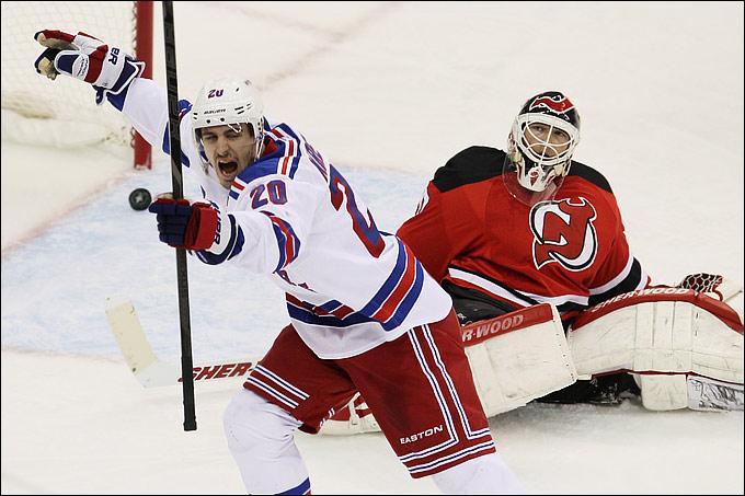 """19 мая 2012 года. Нью-Арк. Плей-офф НХЛ. Финал Восточной конференции. """"Нью-Джерси Дэвилз"""" — """"Нью-Йорк Рейнджерс"""" — 0:3"""