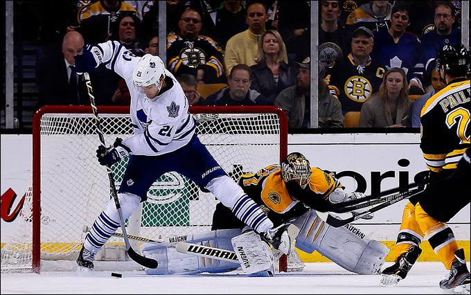 """4 мая 2013 года. Бостон. Плей-офф НХЛ. 1/8 финала. Матч № 2. """"Бостон"""" — """"Торонто"""" — 2:4. Один из самых красивых голов в этом плей-офф"""