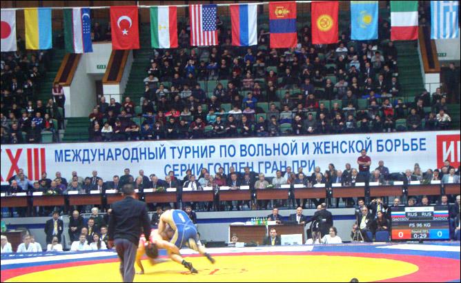 Саидов — Гадисов