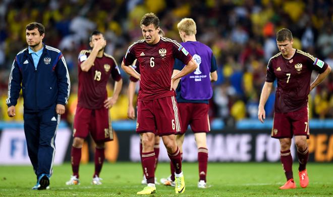 И выйти, возможно, из самой лёгкой группы на чемпионате мира в Бразилии