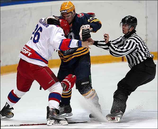 Науменков: безумно рады выйти на лёд