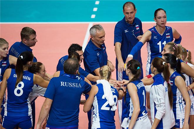 Россиянки не сумели пробиться в полуфинал
