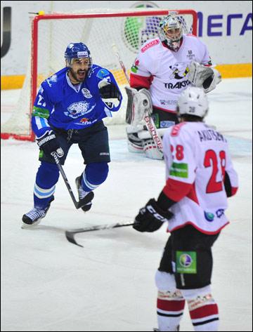Брендон Боченски — из лучшей тройки легионеров КХЛ