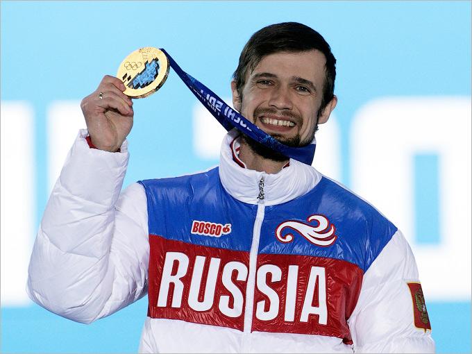 Победа Александра Третьякова в скелетоне