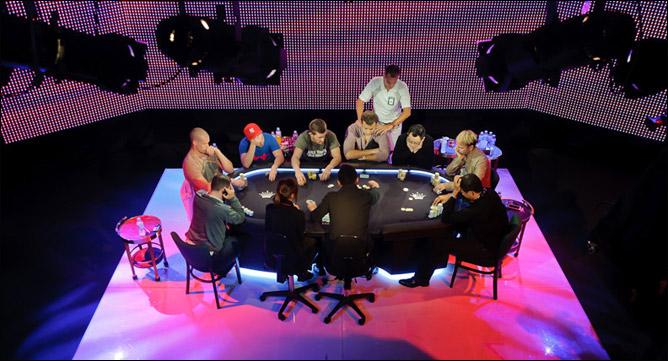 Финальный стол