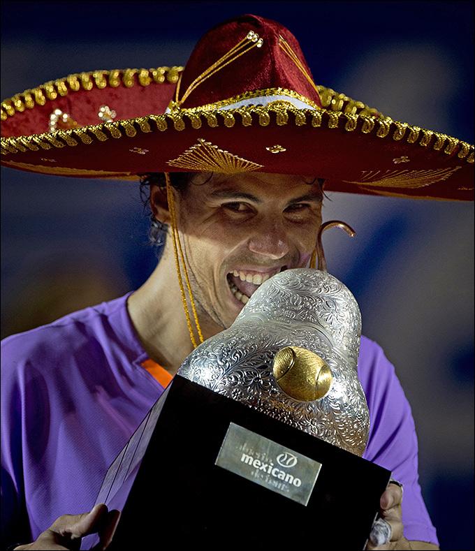 Рафаэль Надаль выиграл 52-й титул.