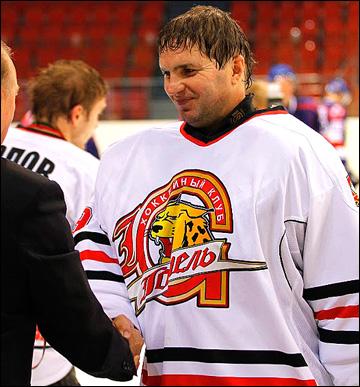 Сергей Шабанов