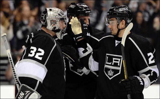 """4 мая 2013 года. Лос-Анжелес. Плей-офф НХЛ. 1/8 финала. Матч № 3. """"Лос-Анжелес"""" — """"Сент-Луис"""" — 1:0. """"Короли"""" сокращают счёт в серии"""