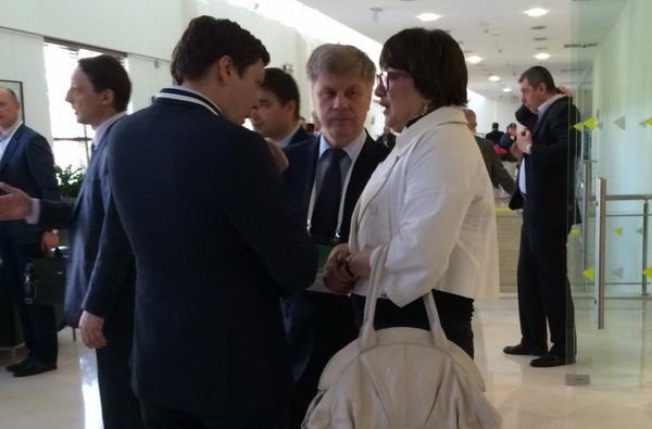 Митрофанов, Толстых и Смородская