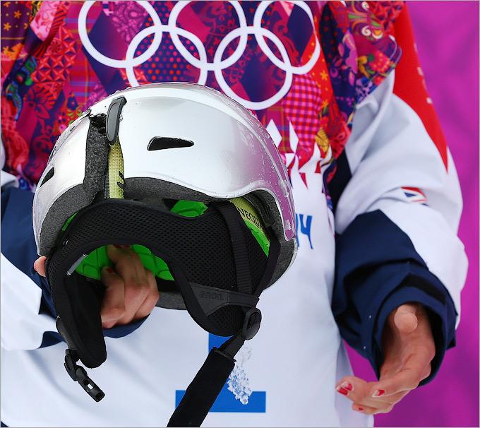 Шлем чешки Шарки Панчоховой