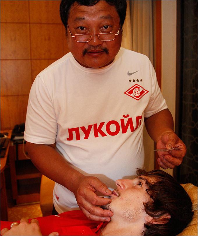 Заглядывать в чертоги доктора Лю можно только после специальной психологической подготовки
