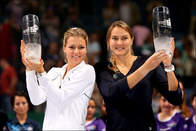 Надежда и Мария победили на итоговом турнире