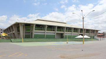 Арена в Бетине, на которой пройдут все матчи клубного чемпионата мира