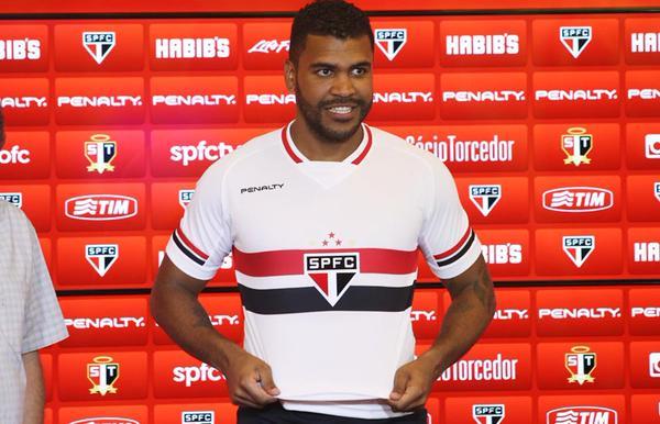 Брено стал игрокм «Сан-Паулу»