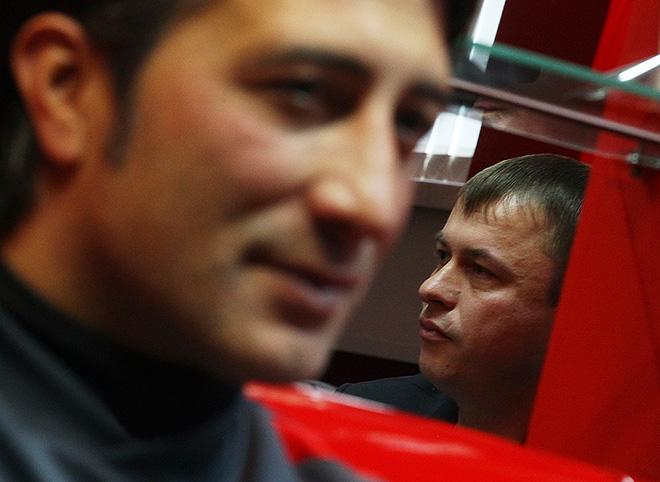 Мурат Якин и Олег Лысенко