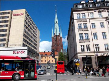 Вечное сияние чистого города