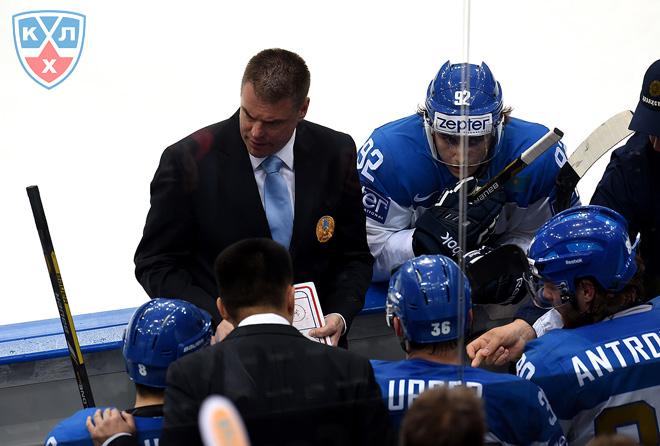 Раймо Хелминен и сборная Казахстана на ЧМ-2014
